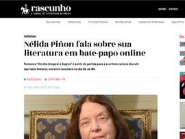 Jornal Rascunho - 12-02-21