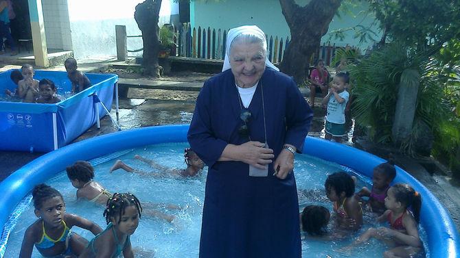 Irmã Claudia Strada