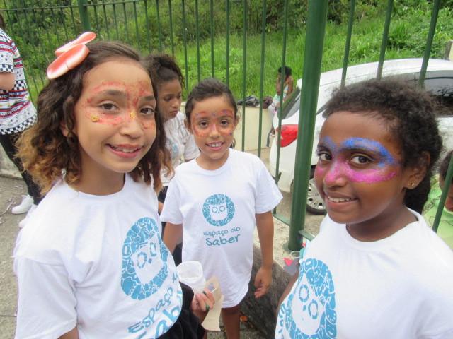 Carnaval no Lar Santa Catarina