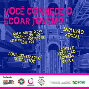 ECOAR JOVEM – Espaços de Convivência e Integração Social