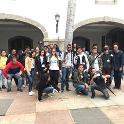 Jovens de comunidades têm acesso à cultura!