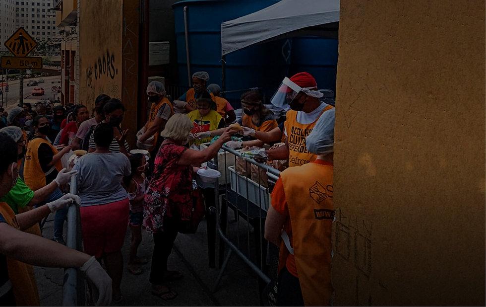 Gritos de los Excluidos Continental Doação Como ajudar Alimentação