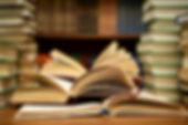 Biblioteca, estudo, monitoria de estudo, aula particular, livros