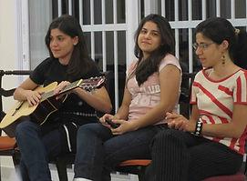 aula de violão alfa