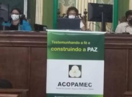 Sessão especial 30 Anos da ACOPAMEC