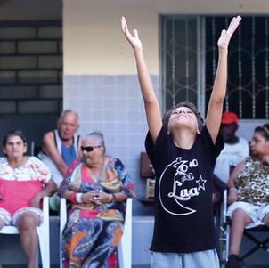 TV Lona na Lua acompanha a visita ao Lar Maria de Nazareth