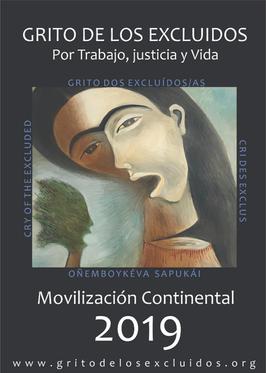 Cartaz Grito Continental 2019