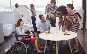 Curso gratuito para pessoas com deficiência ingressarem no mercado de trabalho