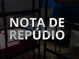 NOTA PÚBLICA DE REPÚDIO AO PROJETO DE LEI DISTRITAL N° 1.173/2016