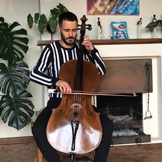 Bach: Prélude, Cello suite Nr.1