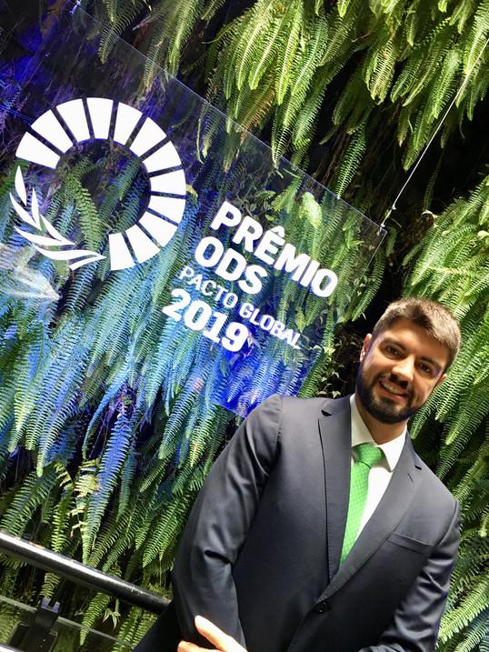 Triunfo Transbrasiliana foi finalista do Prêmio ODS Pacto Global 2019