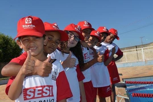 Triunfo Transbrasiliana é empresa madrinha do Programa Atleta do Futuro
