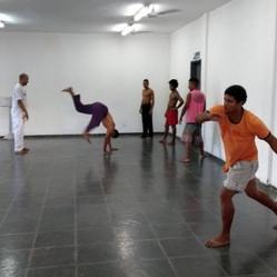 Aulas de Capoeira em Emaús