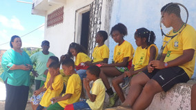 Esporte na Comunidade Calabetão