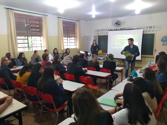 """Programa """"Multiplicadores em Educação Ambiental"""" começa em São Pedro do Turvo"""