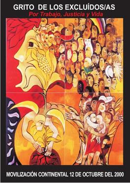 Cartaz Grito Continental 2000