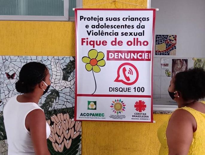 Banner na ACOPAMEC