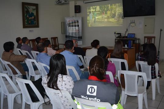 Triunfo Transbrasiliana inicia Circuito de Cinema Na Mão Certa