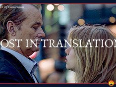 """Why Does """"Lost In Translation"""" End With a Mystery?"""