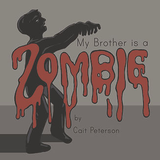 My Brother is a Zombie - front cover
