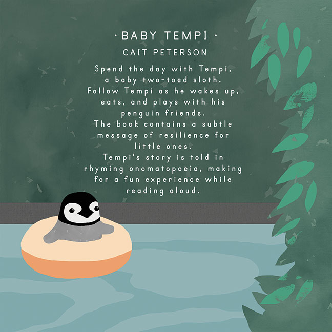 Baby Tempi back cover