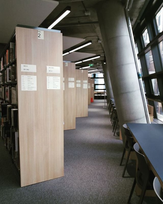 Camberwell College of Art Library