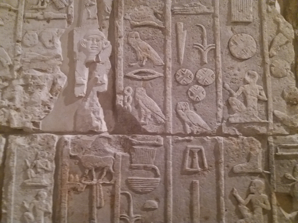 Egyptian carvings 1