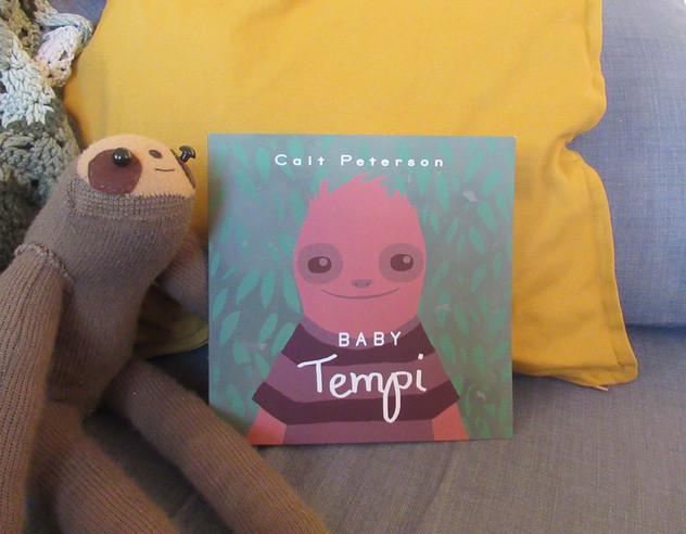 Baby Tempi book