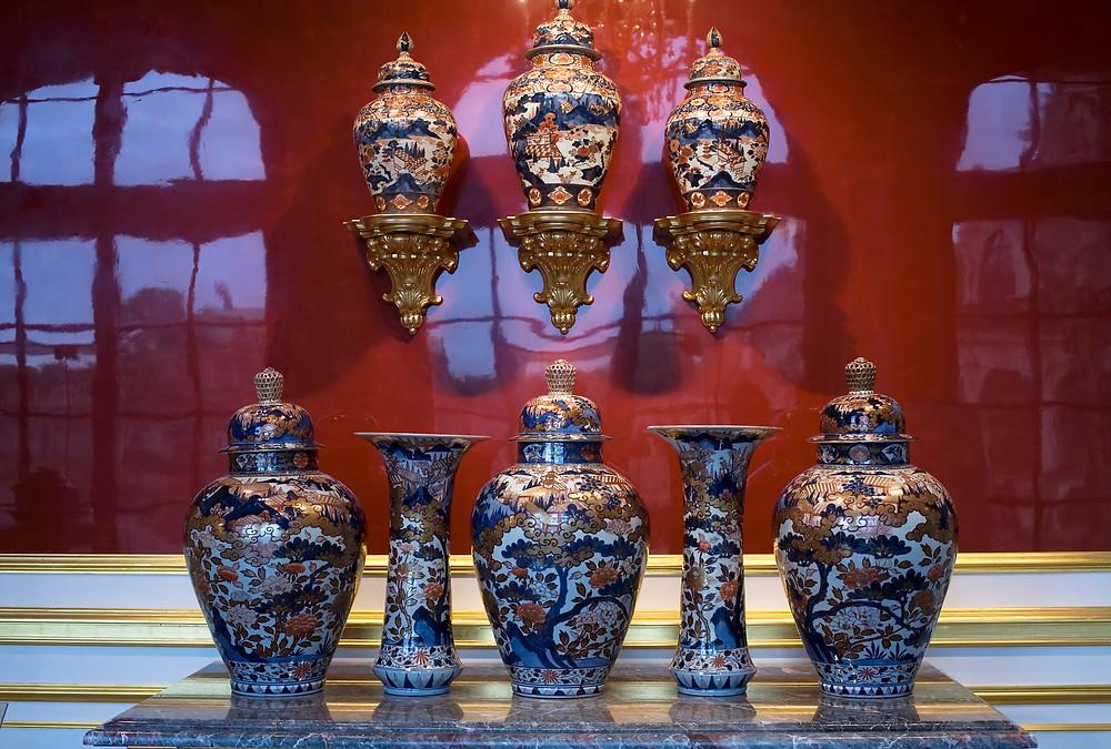 Dresden Porcelain Collection
