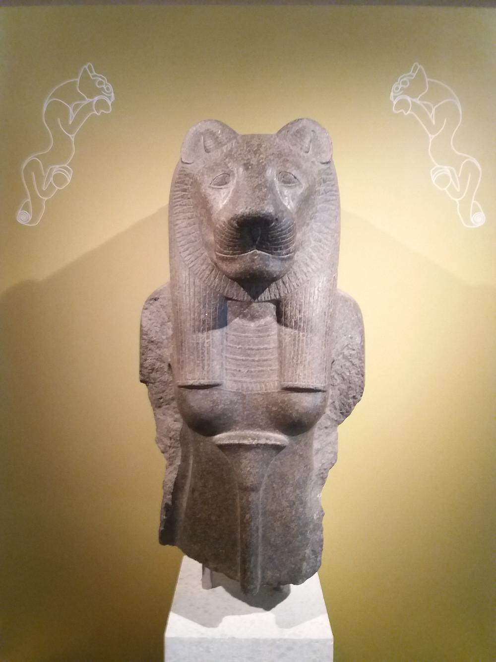 Statue of Sekmet