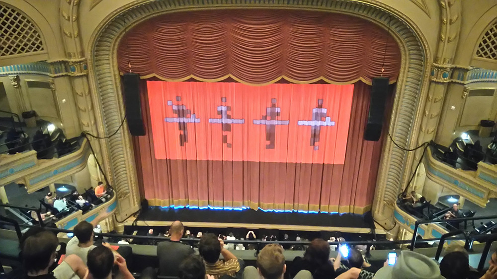 Kraftwerk at the Orpheum Theater