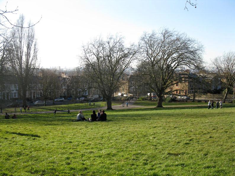 Telegraph Hill, Lower Park