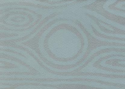 Faux bois print - silver on aqua