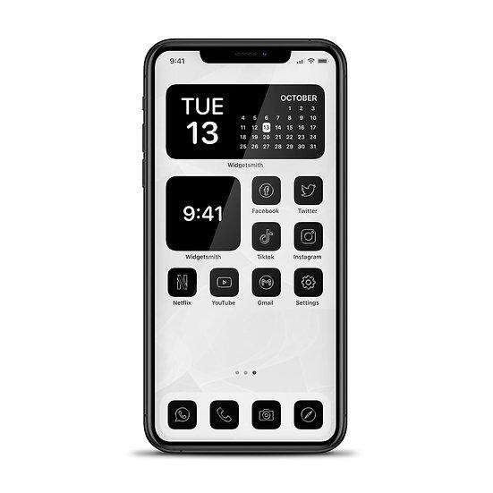 iphone chrome theme