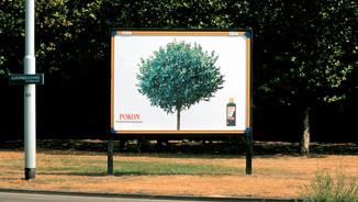 Pokon - Groeiend billboard