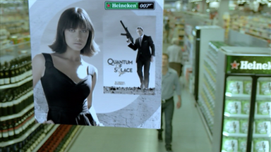 Heineken - Enter the world of Bond