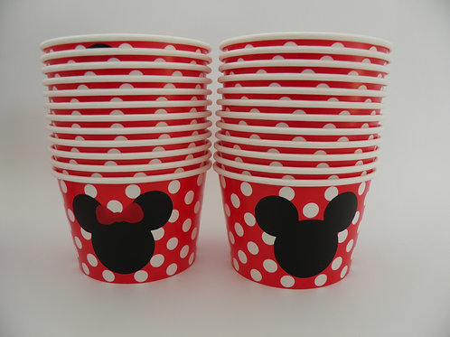Reserved for Shonda- 30 x 12oz Minnie Cups