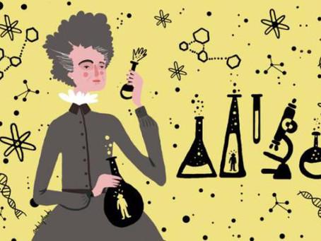 Una lucha contra la brecha de género en los sectores de la ciencia y tecnología.