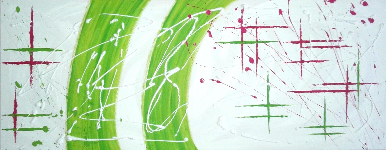 Croix de verre