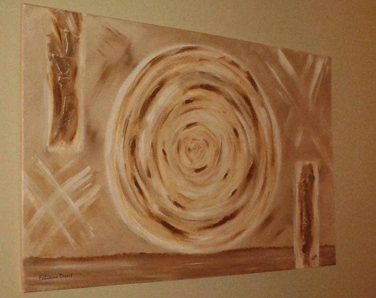 Spirale de bois