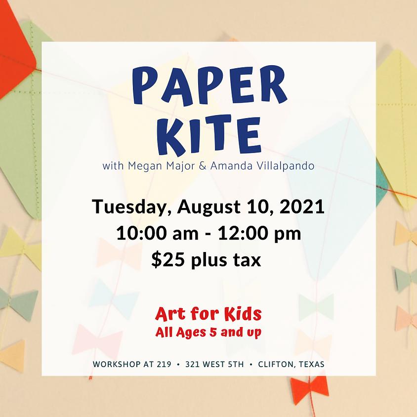 Youth Art - Paper Kite