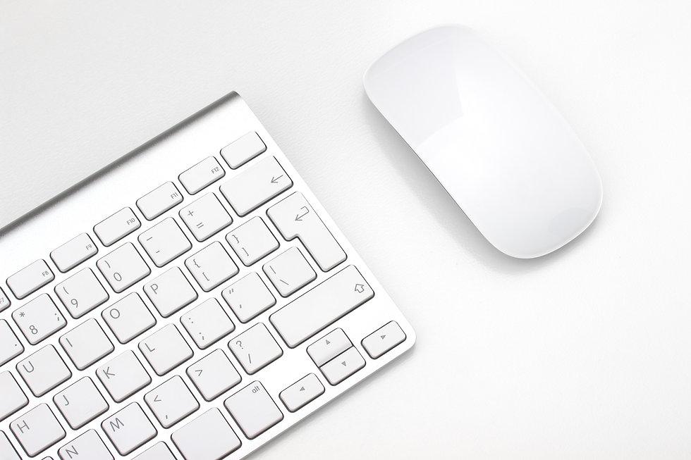 klávesnice, myš