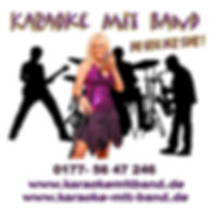 Karaoke Mit Band Show-Logo