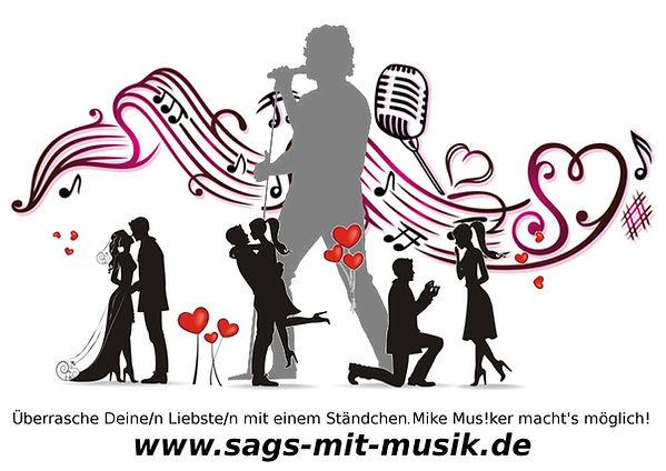 Logo Sags Mit Musik