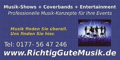 LogoRichtig Gute Musik