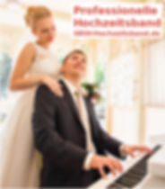 NRW Hochzeitsband