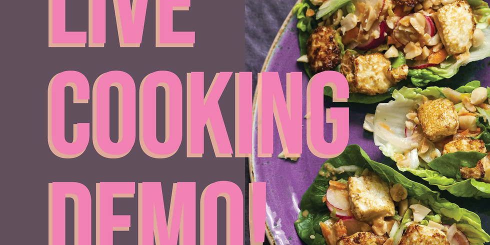 Evolve Pink Cooking Demo- Taco Night!