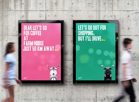 Ad Campaign Design By Wesually