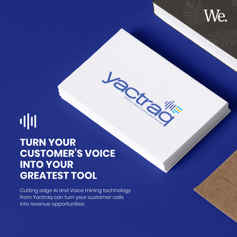 Yactraq Social Media Creative Design