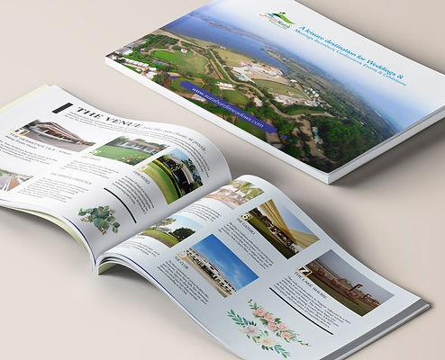 Suraburdi Meadows Brochure Design by Wesually